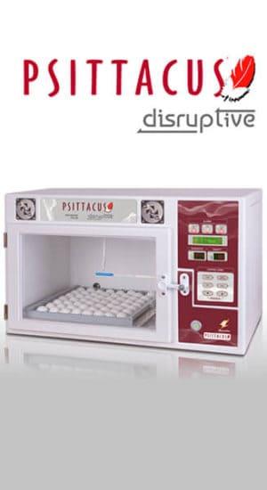 incubator disruptive Psittacus